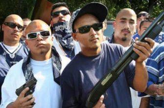 Преступные группы