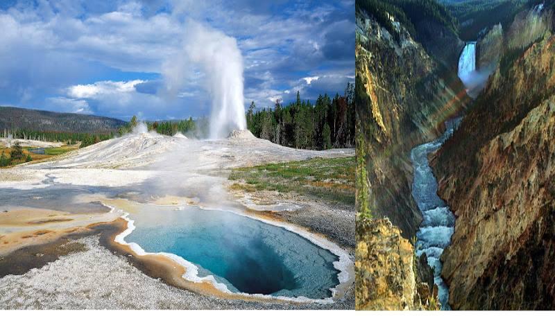 Yellowstone постоянно развивается