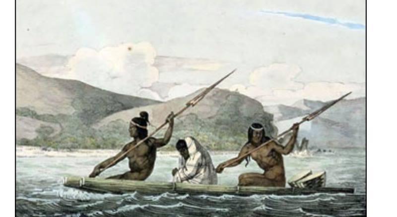 индейцы калифорнии