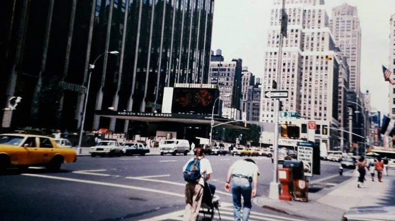 Улицы в Нью Йорке