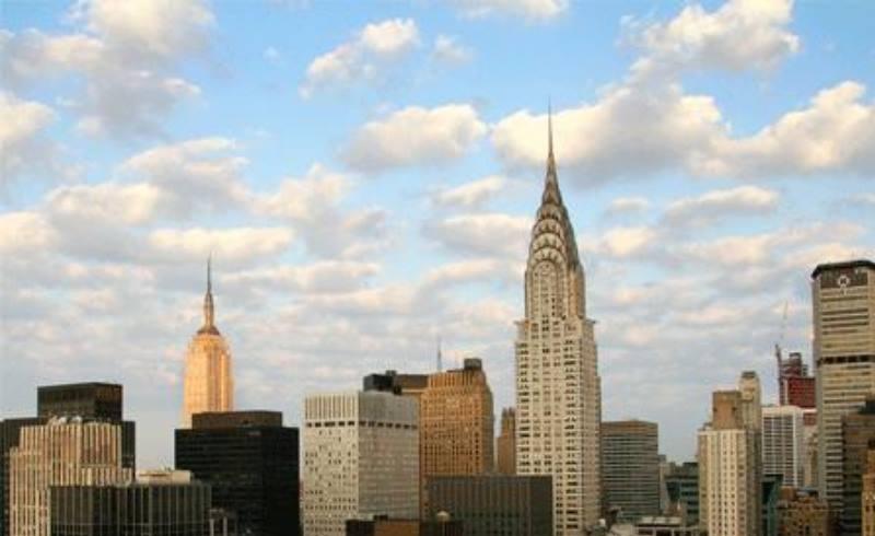 Знаменитый небоскреб Нью-Йорка, построенный в период Великой депрессии