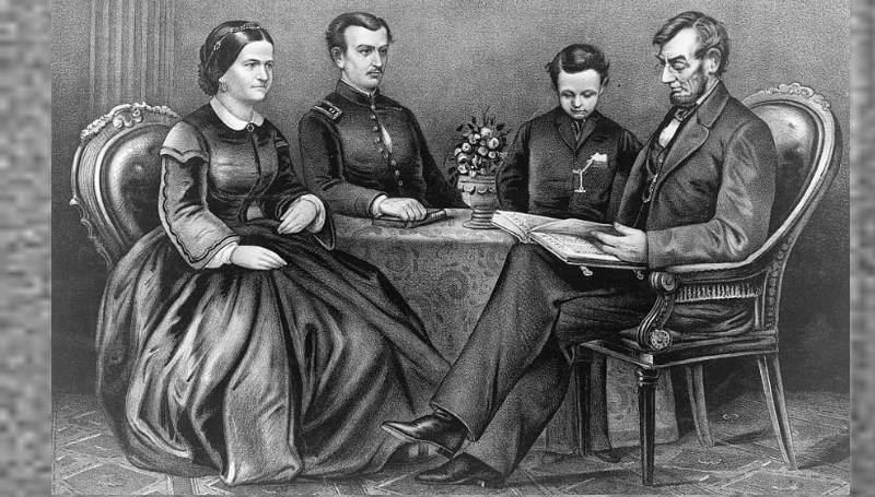 семья линкольна