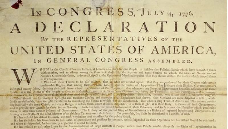 соединенные колонии являлись свободными штатами