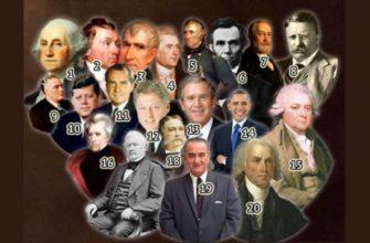 фото президентов америки