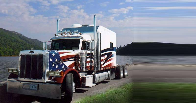 грузовики америки