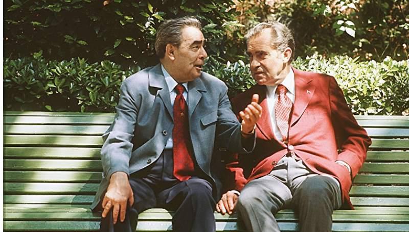 Позиция Никсона в отношении коммунизма