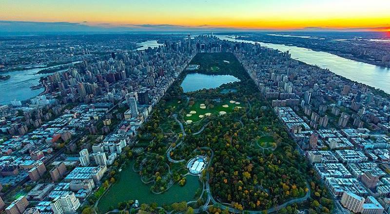 нельзя не посетить роскошный Центральный парк