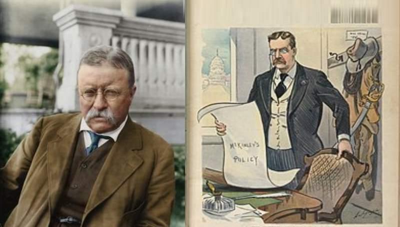 Рузвельт вновь стал заниматься политикой