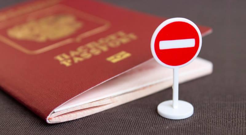 отказы в визах не сопровождались объяснениями