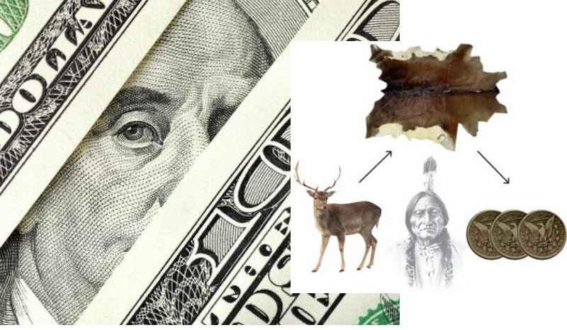 История названия «доллар»