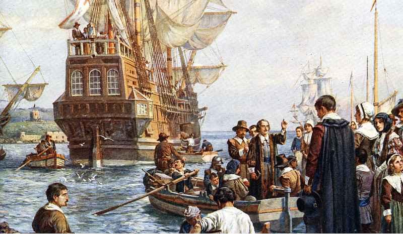 Французских колонизаторов, в первую очередь, интересовала пушнина
