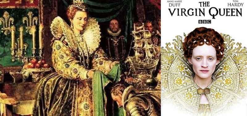 картина о королеве Елизавете