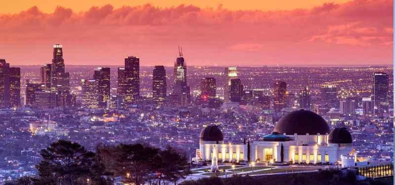 самый знаменитый город США, который каждый год принимает миллионы путешественников