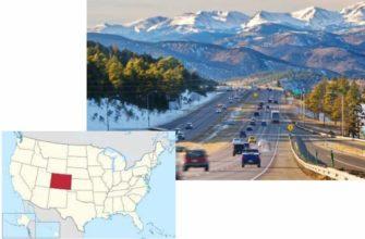 территория штата Колорадо