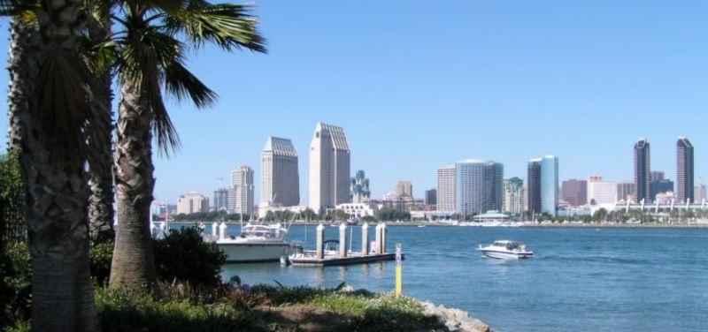 Этот город занимает второе место в штате Калифорния по числу жителей