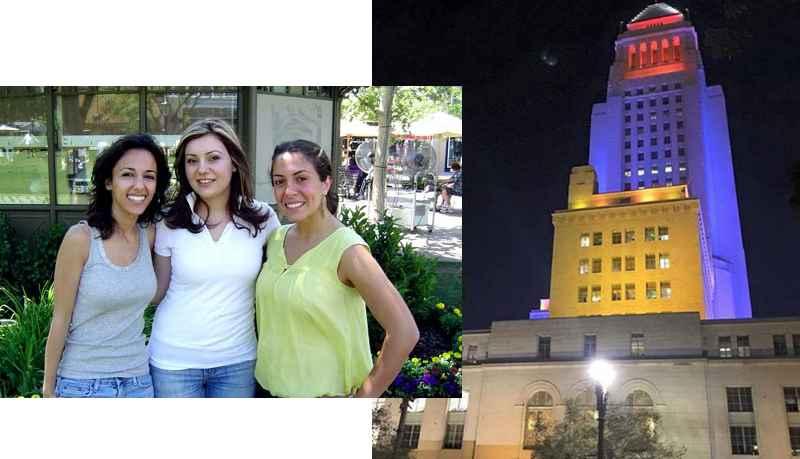 Огромное армянское сообщество располагается именно в Лос-Анджелесе