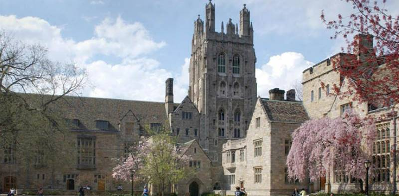 замок университета