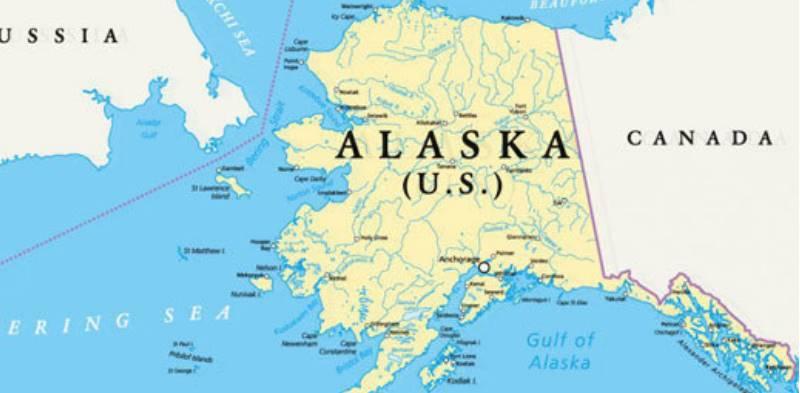 Открытие Аляски датируется 1732 годом
