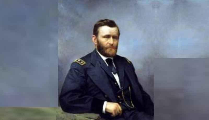 Свое военное мастерство Грант показал в период американо-мексиканской войны