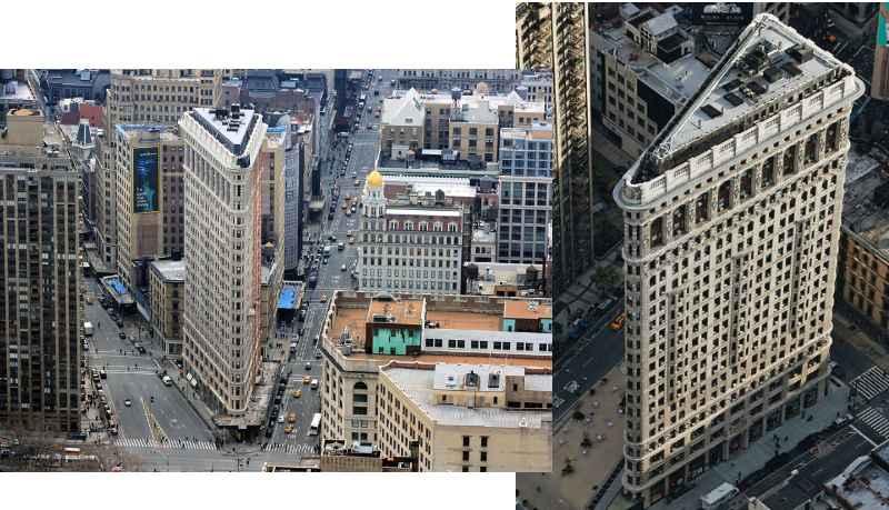 Небоскреб имеет 21 этаж
