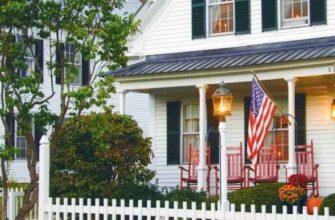Чем оснащены дома американцев