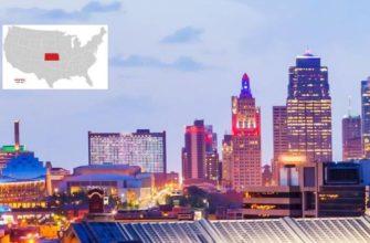 Канзас считается большим сельскохозяйственным штатом