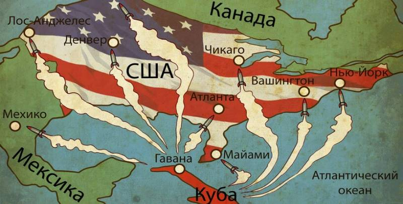 Попытка вторжения США на Кубу