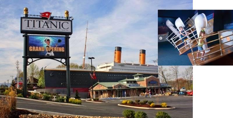 Титаник в Миссури